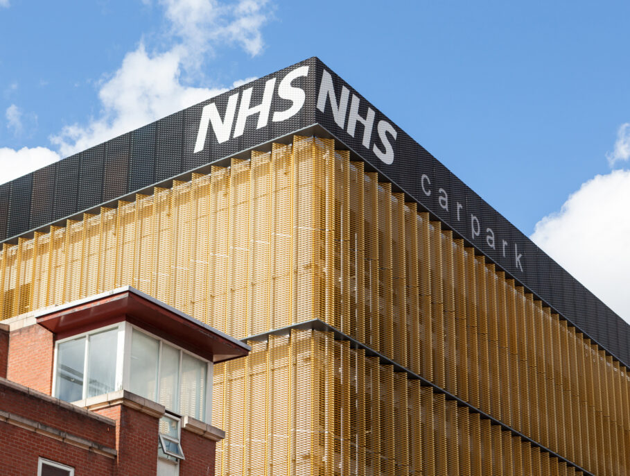 Manchester nhs trust building