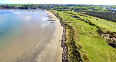 Abersoch golf club Summer 2020