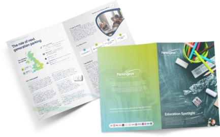 Education spotlight brochure