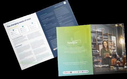 Retail spotlight brochure