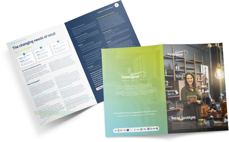 Retail spotlight brochure